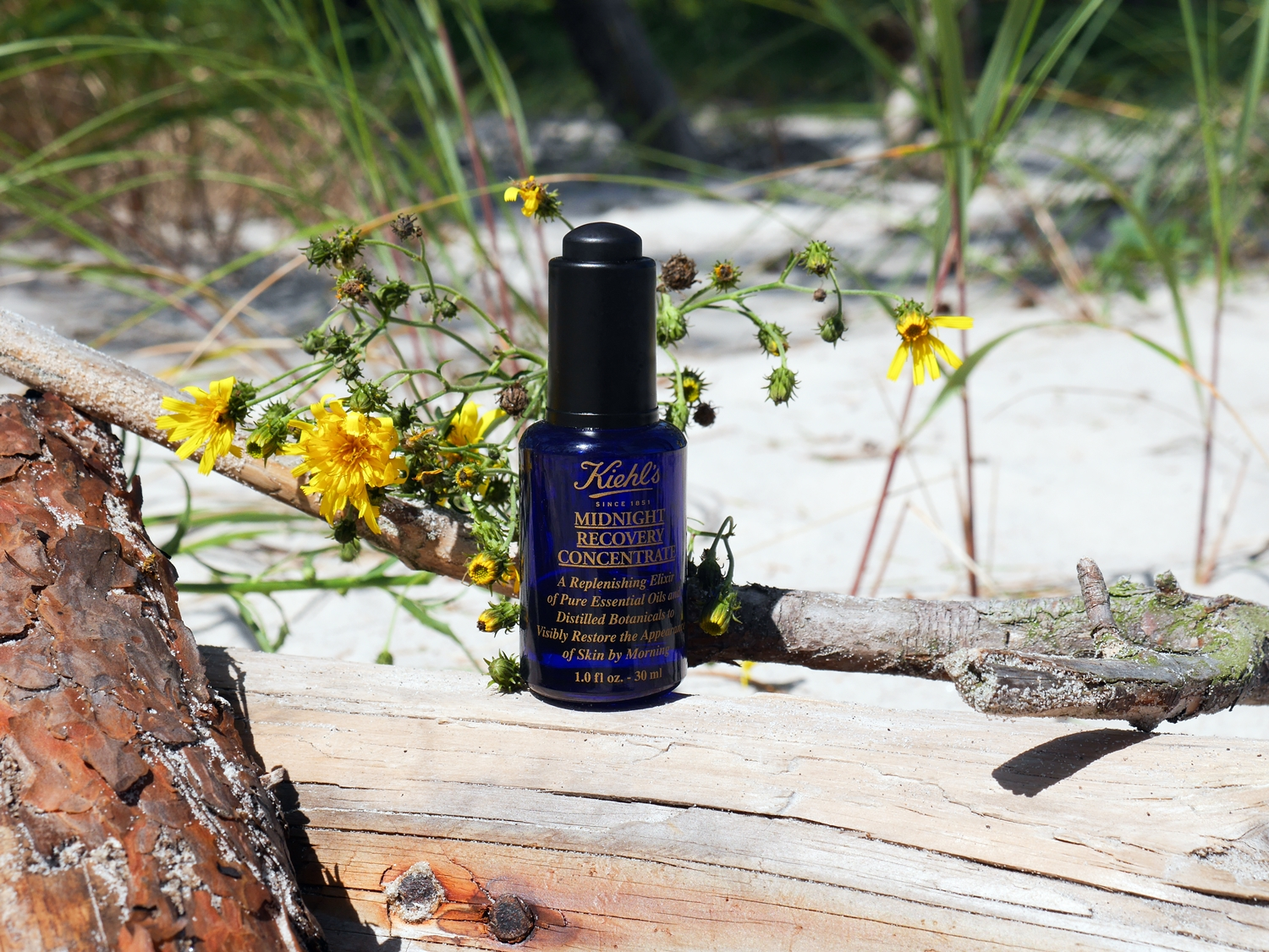 Kultowy kosmetyk | Kiehl's Midnight Recovery Concentrate
