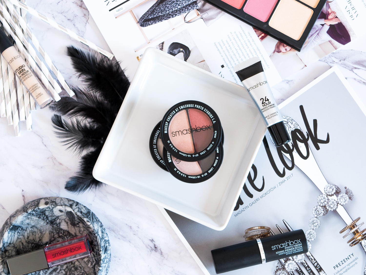 Smashbox Photo Edit Eye Shadow: Repost, Punked, Double Tap, Holy Crop