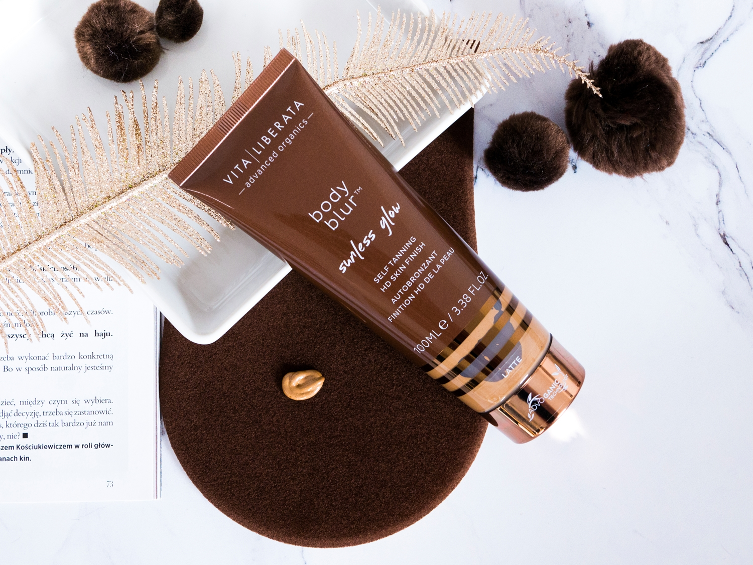 VITA LIBERATA|Body Blur Sunless Glow HD Skin Finish