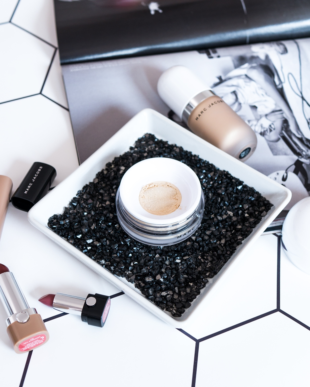Marc Jacobs Beauty | Finish Line Coconut Finishing Powder