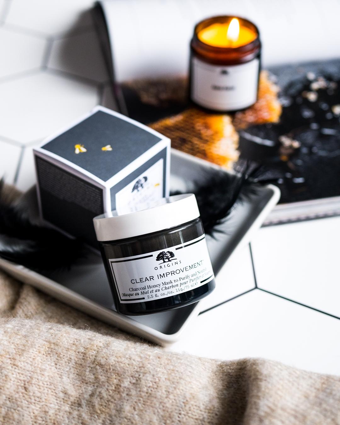 ORIGINS | Clear Improvement Charcoal Honey Mask