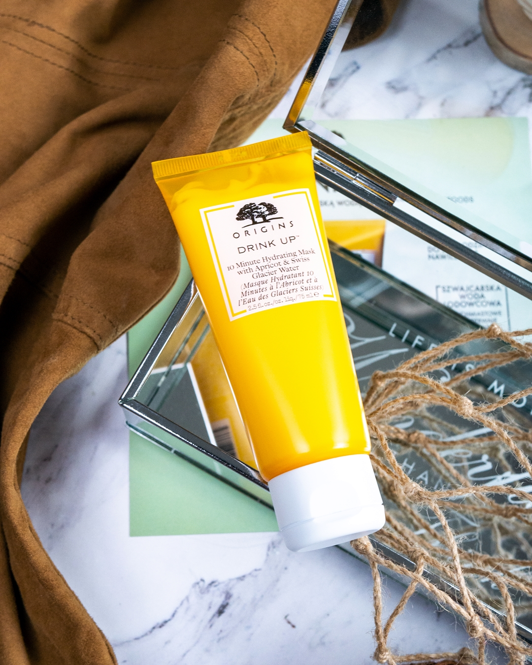Origins Drink Up 10 Minute Hydrating Mask