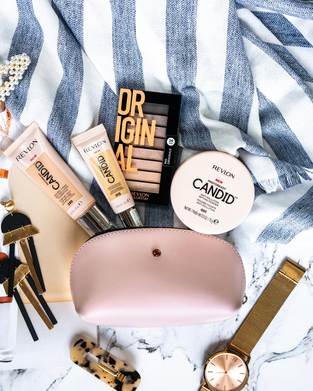 Revlon Photoready Candid | Recenzja, swatche i makijaże