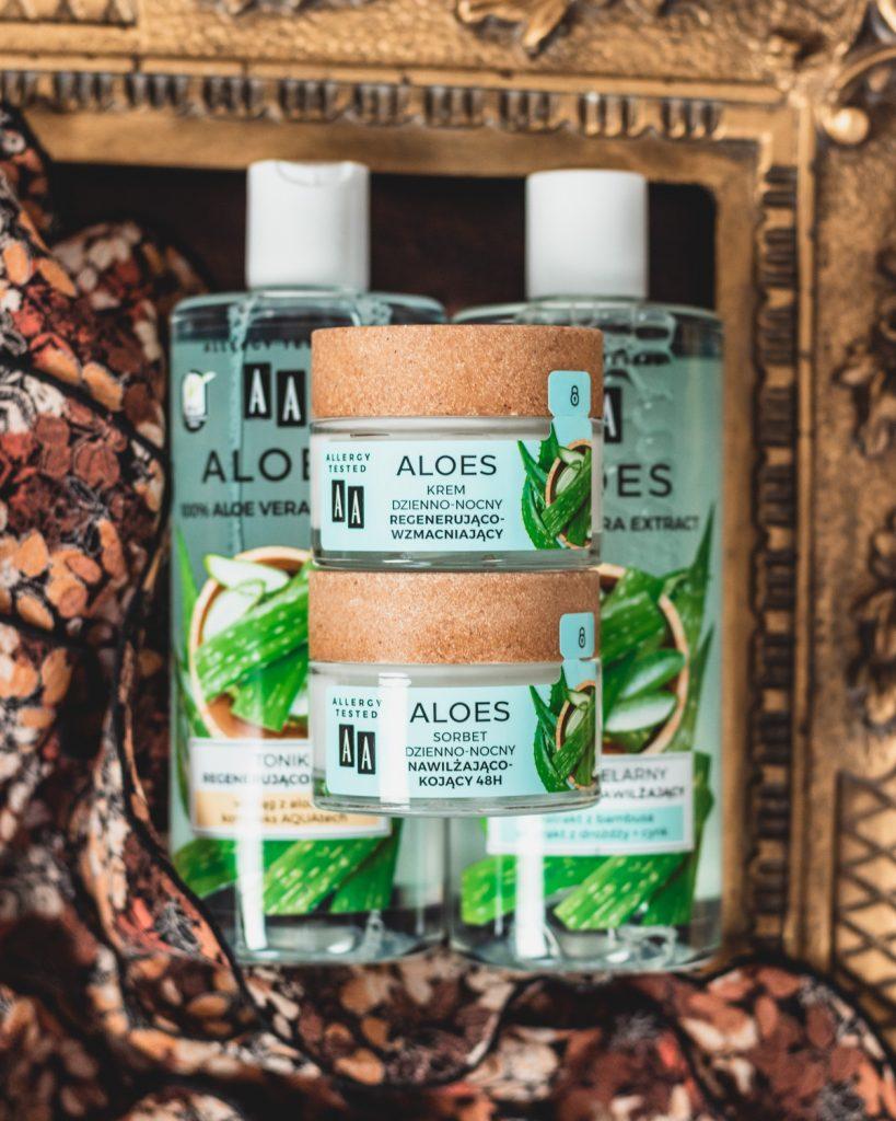 AA Aloes 100% aloe vera extract