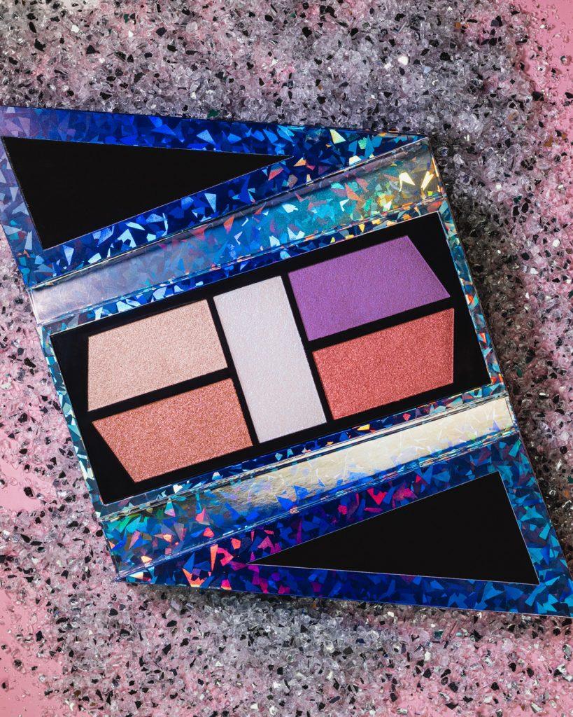 BECCA X Barbie Ferreira Prismatica Face Palette