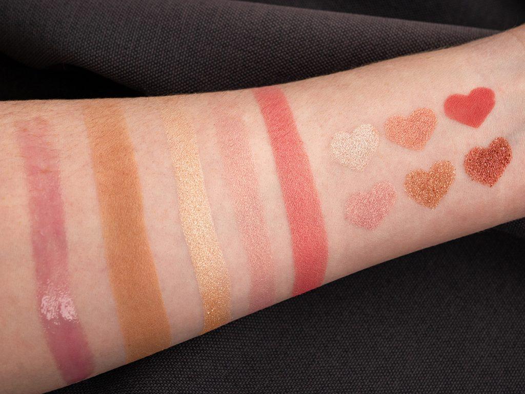 NARS BRONZING POWDER Laguna; Orgasm X Cheek Palette; Mini Eyeshadow Palette Orgasm; Orgasm Oil Infused Lip Tint