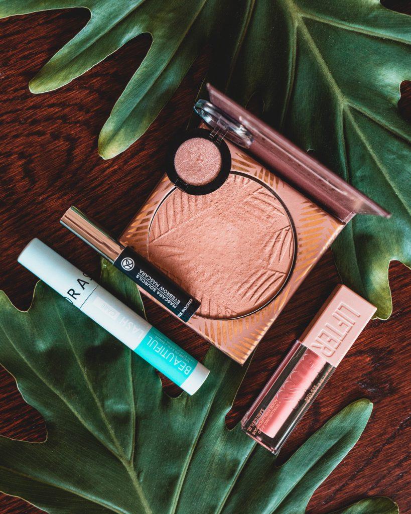 Ulubieńcy makijaż Maybelline, Wibo, Yves Rocher, Sephora Collection